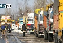 Srinagar-Jammu National Highway remains closed for traffic adding to the woes of stranded passengers - Digpu News