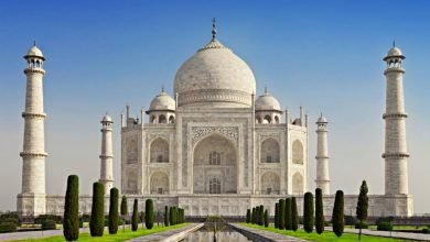 Taj Mahal tourist footfall dropped by 76% due to Covid-19 - Digpu