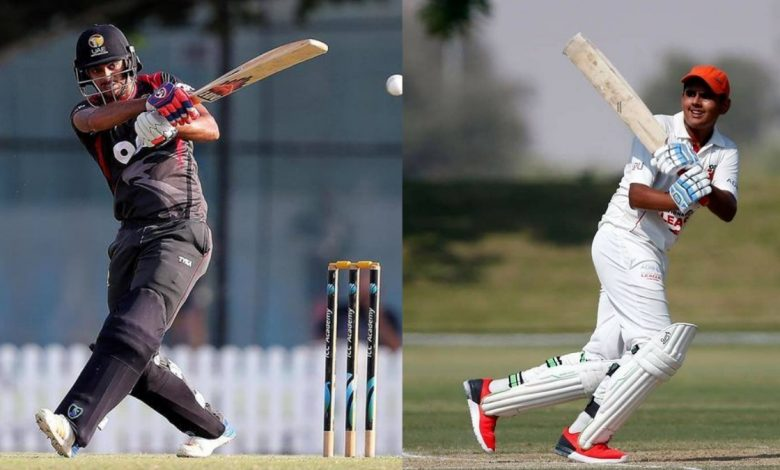 UAE vice-captain Chirag Suri and spinner Aryan Lakra have tested positive - Digpu