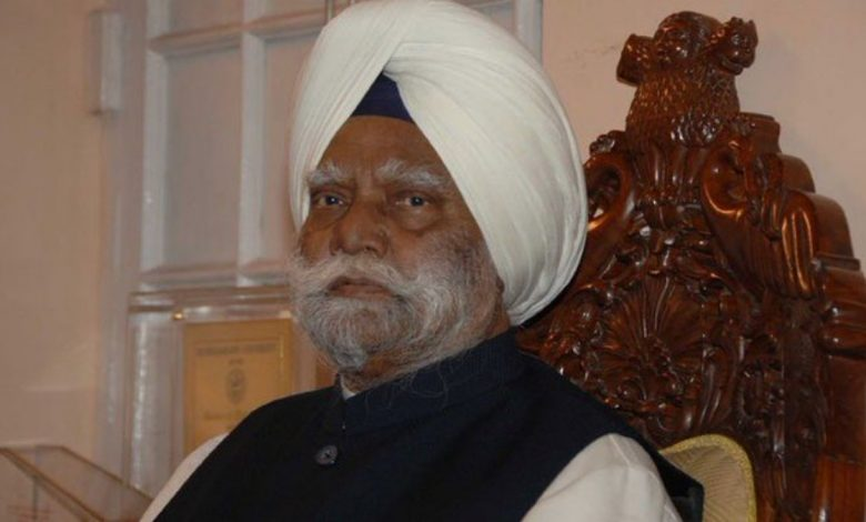 Buta Singh passes away at 86-Digpu