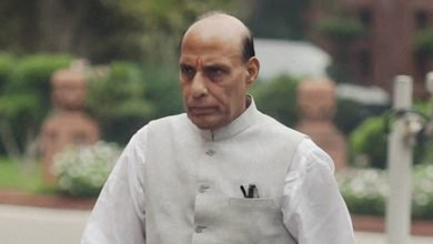 Rajnath Singh launched Portal for purchase of items Against Firm Demand -Digpu