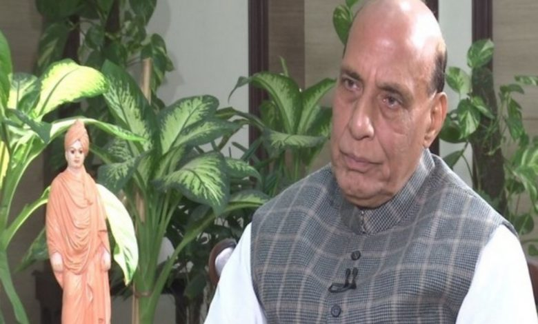 Rajnath Singh greets people on World Hindi Day-Digpu