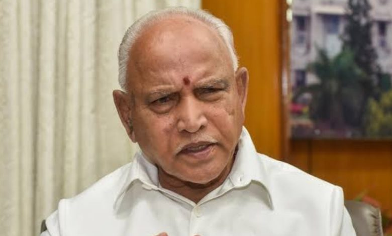 Yediyurappa meets Amit Shah to discuss the political situation -Digpu