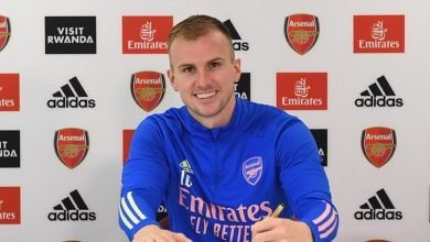 Rob Holding signs three-year contract with Arsenal -Digpu