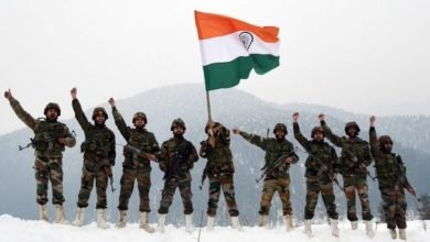 Rajnath Singh, Amit Shah salute soldiers on Army Day -Digpu
