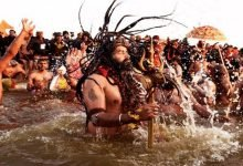 Over 7 lakh devotees take a holy dip in Ganga -Digpu