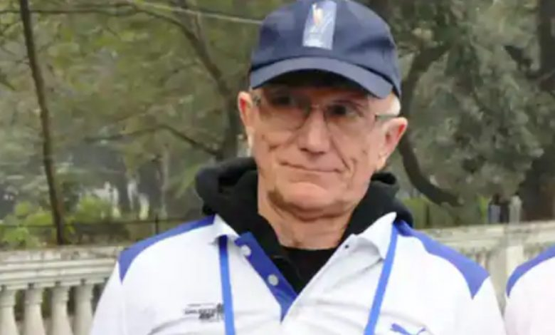 Nikolai Snesarev appointed as a coach for the Indian athletics team-Digpu