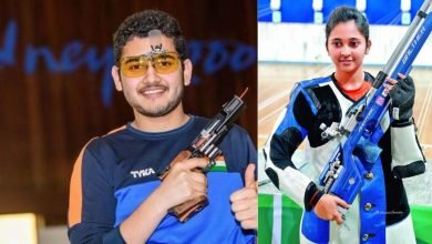 Bhavesh and Aakanksha win on the final day of national shooting trials -Digpu