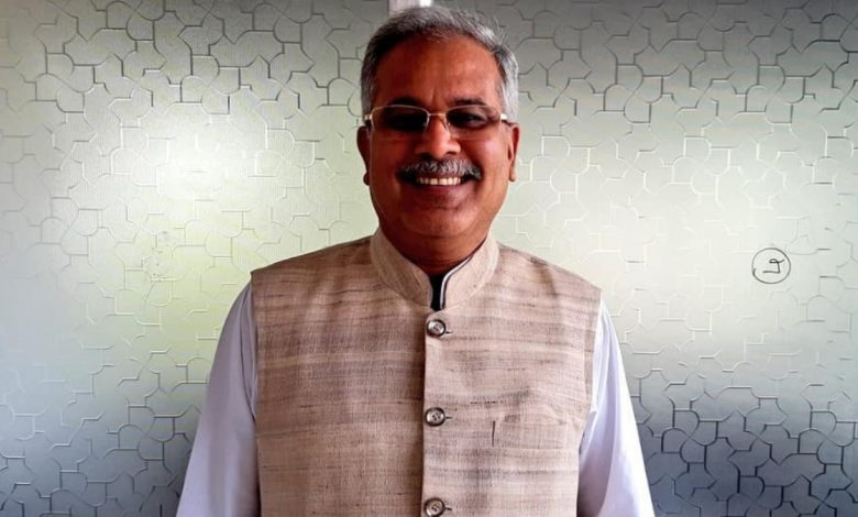 Bhupesh Baghel announces to install a statue of Shaheed Gend Singh-Digpu