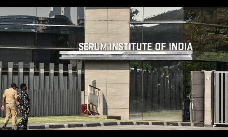 Fire breaks out at Serum Institute in Pune-Digpu