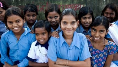 On National Girl Child Day, India leaders extend their wishes - Digpu News