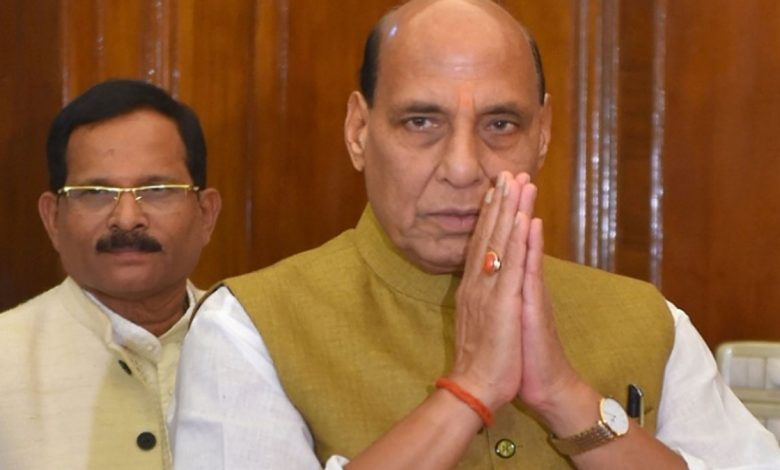 Rajnath Singh launches revamped portal on gallantry award recipients
