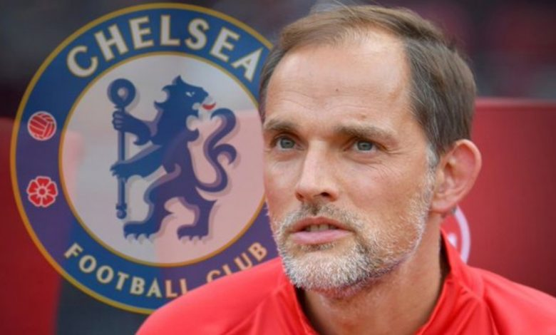 Chelsea appoint Thomas Tuchel as new head coach