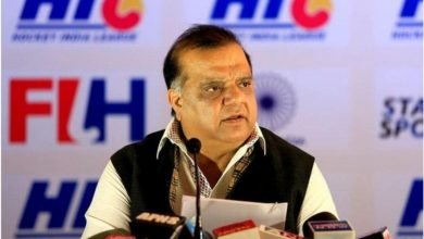 IOA president Narinder Batra receives the first dose of COVID-19 vaccine