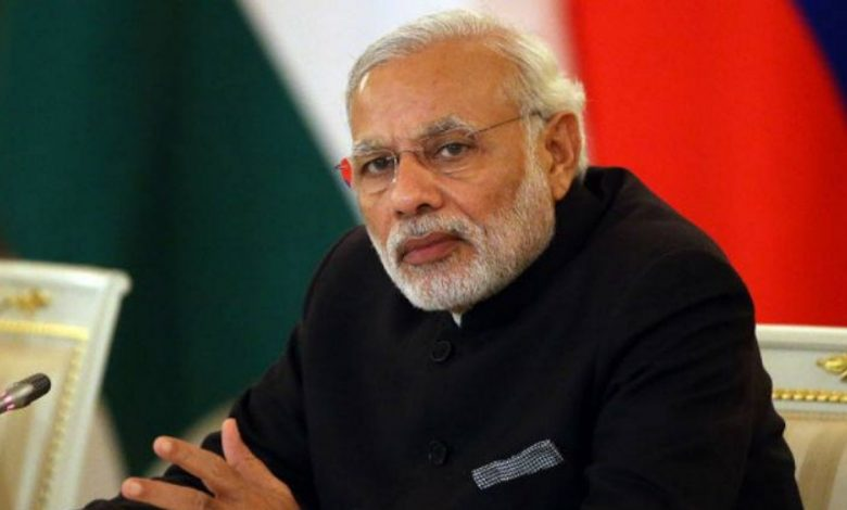 PM Modi expresses grief over the loss of lives in Dharwad road accident - Digpu