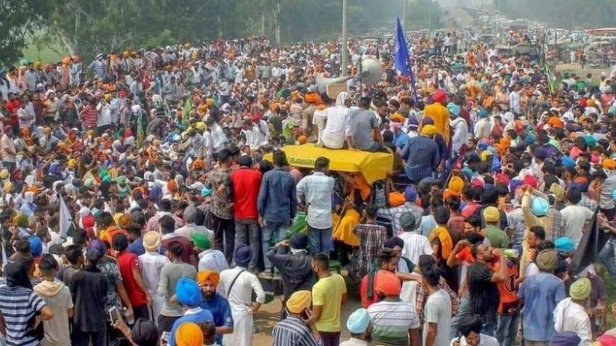 Bar Council of India said, 90 pc of farmers not in favour of continuing agitation after SC stay on farm laws' implementation Digpu