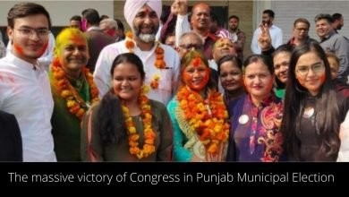 Congress Wins All 7 Municipal Corporations In Punjab