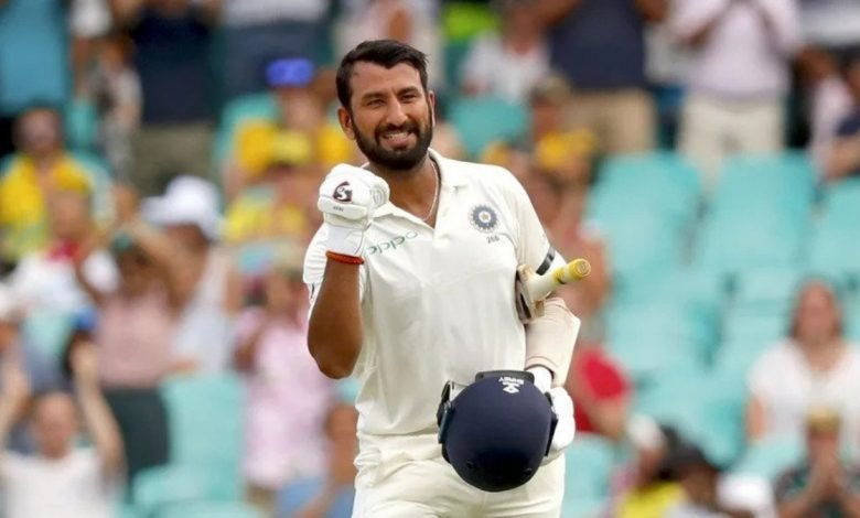CSK bring Cheteshwar Pujara on board for Rs 50 Lakh_ IPL 2021 Auction - Digpu