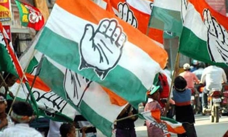 Congress organises protests in MP, Rajasthan, Delhi against fuel price hike - Digpu