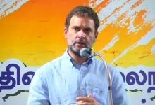 Democracy doesnt die with a bang, it dies slowly Rahul Gandhi - Digpu News