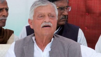 Former Congress MP Satish Sharma dies at the age of 73