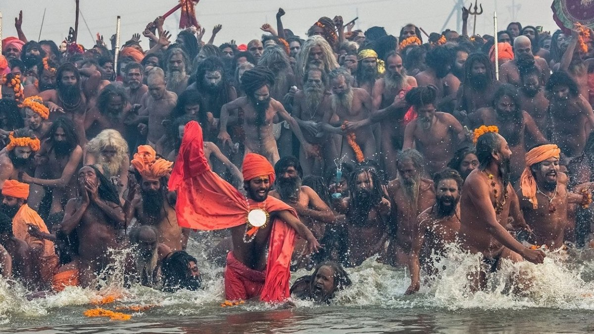 Haridwar The Maha Kumbh 2021 limited to 30 days, to begin on April 1st - Digpu