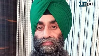 J&K United Kisan Front Chairman detained for alleged role in violent protests during farmers tractor rally - Digpu News