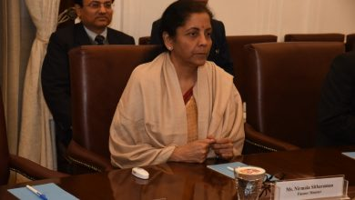 Nirmala Sitharaman to reply on Budget discussion in Rajya Sabha tomorrow - Digpu