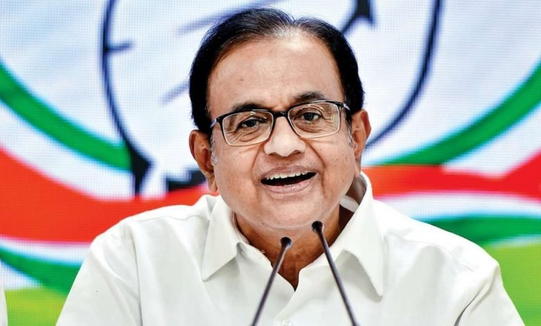 P Chidambaram says I am proud Andolan Jeevi(one who thrives on protests) - Digpu