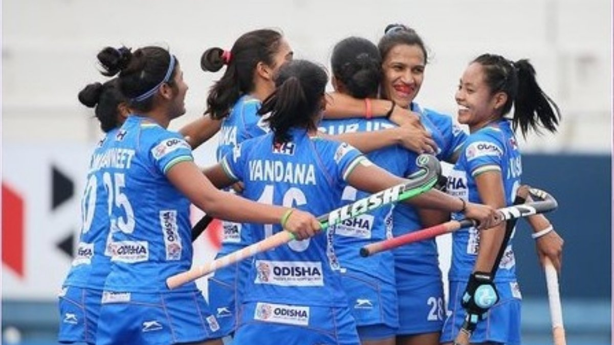 Indian women's hockey team holds Argentina to 1-1 draw - Digpu