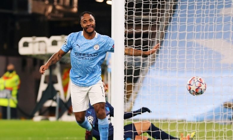 Raheem Sterling the third player to score 100 goals under Guardiola - Digpu