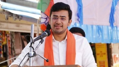 Tejasvi Surya says DMK is anti-Hindu so we must defeat it - Digpu