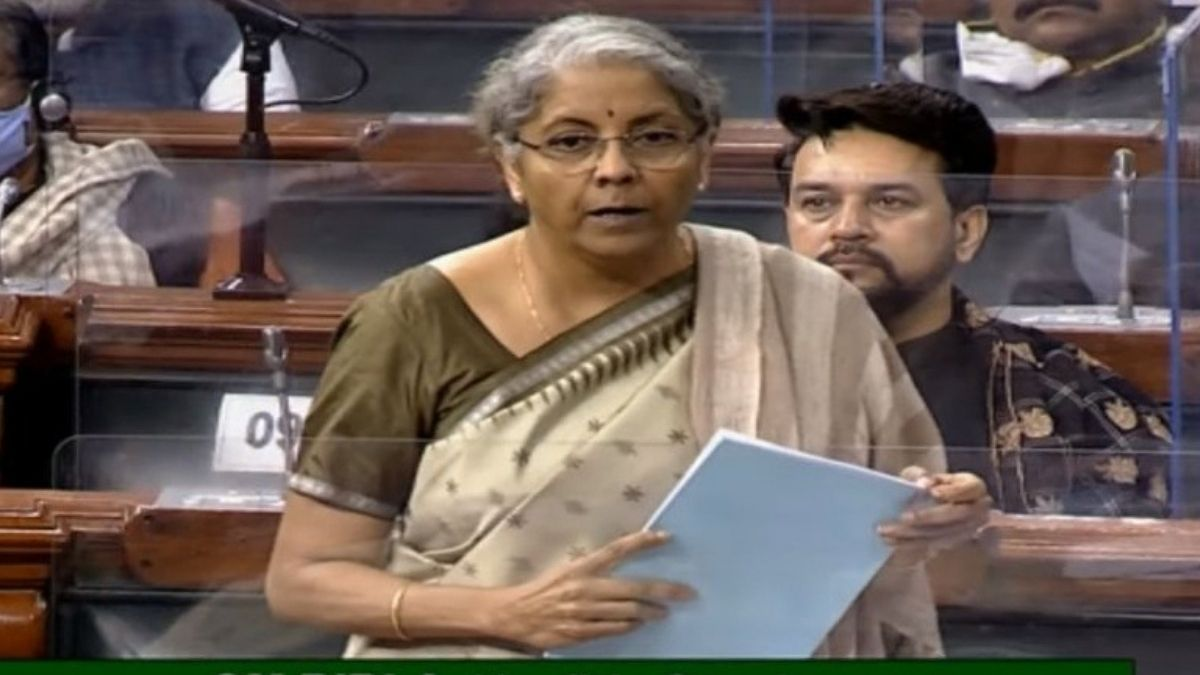 Finance Minister: Despite COVID-19, govt took up reforms for the growth of this country Digpu