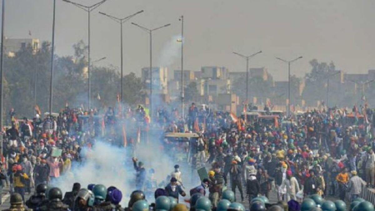 Farmers Protest: 3 more arrested in connection with R-Day violence Digpu