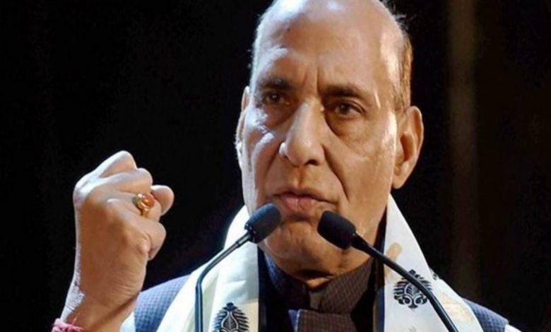 Rajnath Singh to inaugurate LCA production line