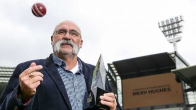 Merv Hughes inducted into Australian Cricket Hall of Fame