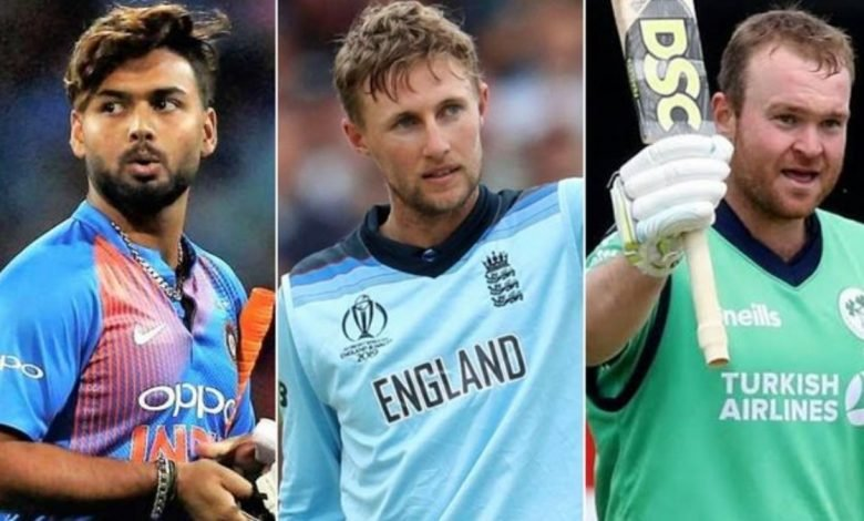 Rishabh Pant, Root nominated for ICC Men's Player of the Month