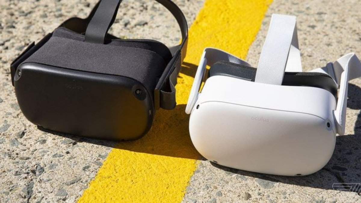 Oculus Quest headsets will now support Facebook Messenger