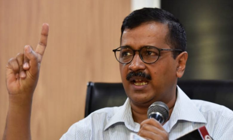 Arvind Kejriwal launched the 'Switch Delhi' campaign