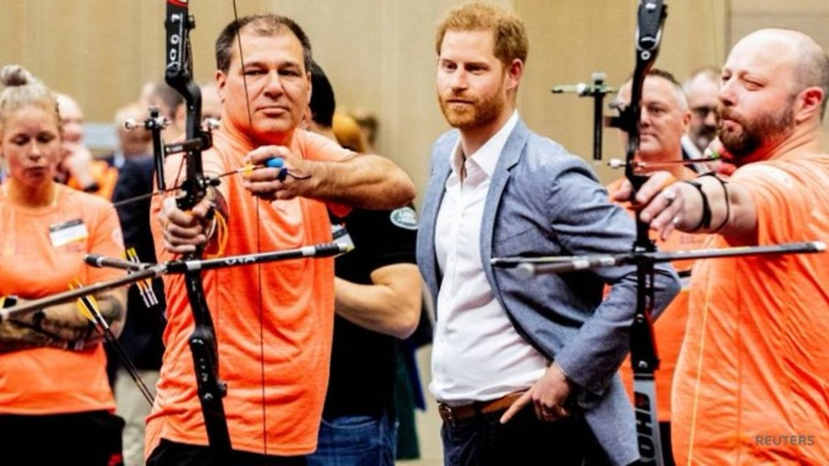 Prince Harry's Invictus Games postponed to 2022