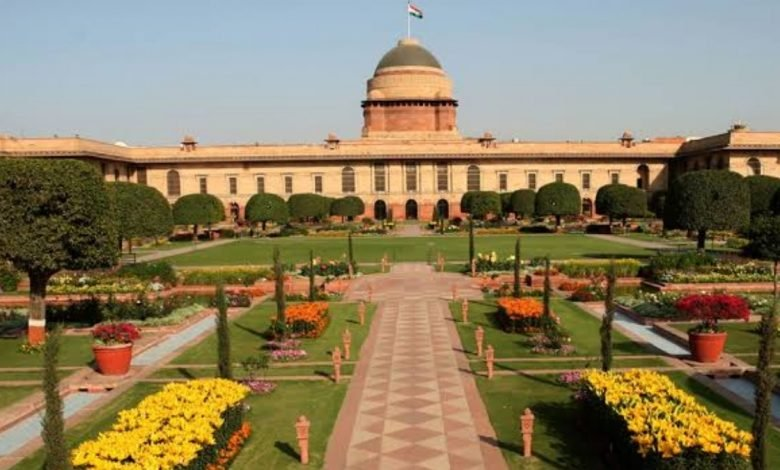 Mughal Gardens to open for public from Feb 13