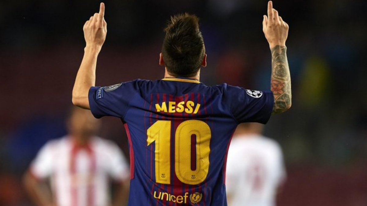 Messi matches Xavi's record with 505th La Liga appearance for Barcelona