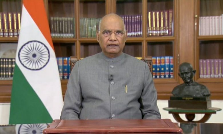 President condoles loss of lives in road accident in Andhra's Kurnool