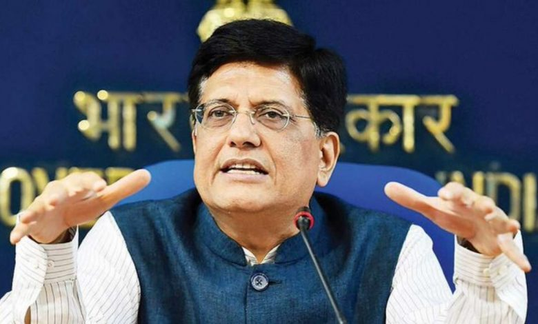 Piyush Goyal dedicates 88 Railway projects to the nation
