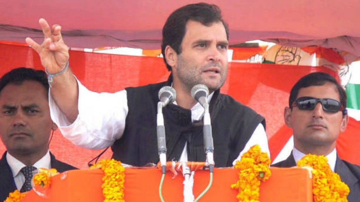 Farm laws designed to give agriculture business to PM Modi's friends: Rahul Gandhi