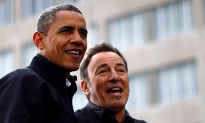Barack Obama, Bruce Springsteen launch podcast on Spotify