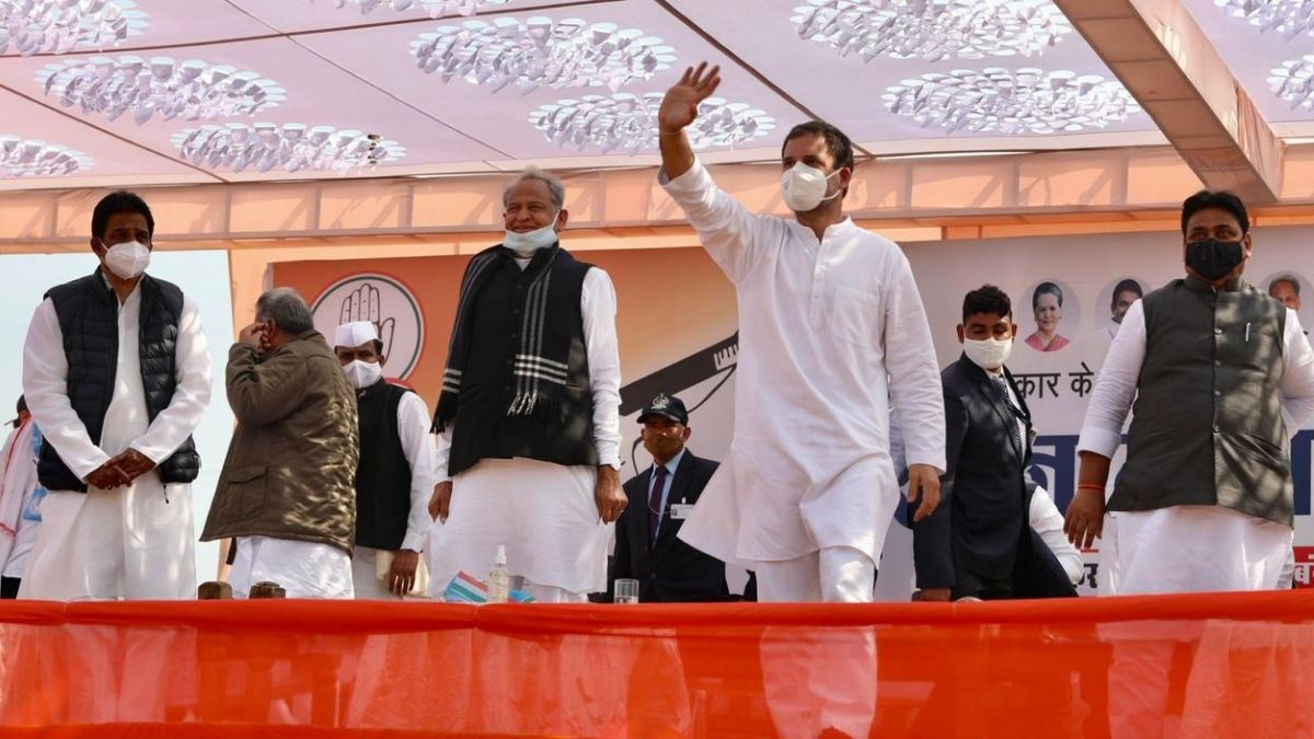 Farm laws will impact small agriculture businesses: Rahul Gandhi Digpu