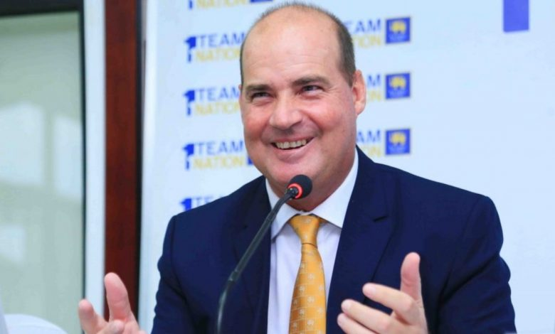 Mickey Arthur says Not sure how I picked up Covid-19 - Digpu