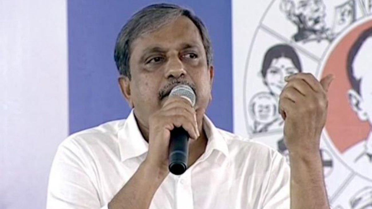 YSRCP Sajjala claims victory in the first phase of Andhra panchayat polls - Digpu