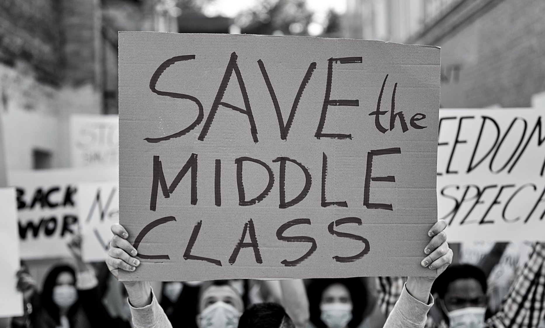 3.2 Crore People Pushed Out of the Middle Class to Poor in India